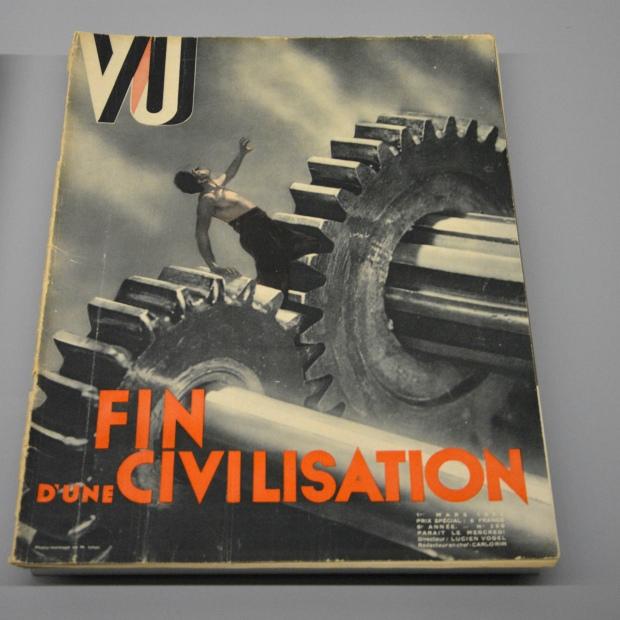 Magazine VU N° 259, 1933.