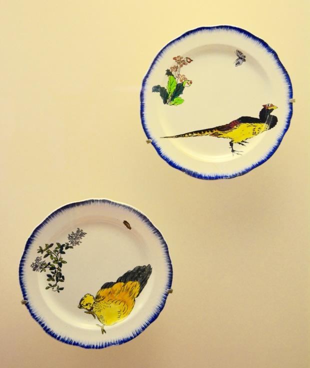 Dos platos del