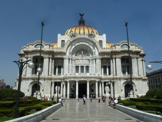 Palacio de las Bellas Artes, Ciudad de México