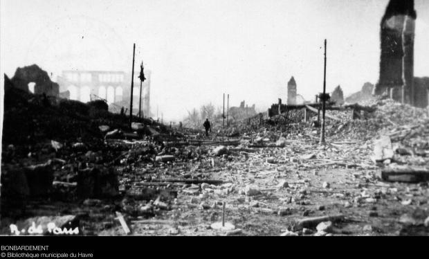 Bombardement du Havre