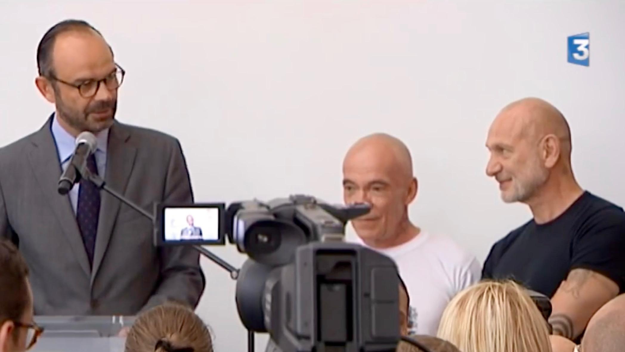 Premier Ministre Pierre Gilles